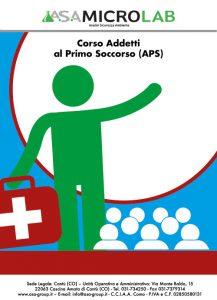 APS 2 - Corso Addetti al Primo Soccorso 2° Giornata @ Cascina Amata di Cantù (CO)