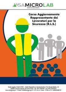 AGGIORNAMENTO RLS - Corso Aggiornamento Rappresentante dei Lavoratori per la Sicurezza Gruppo 2 @ Cascina Amata di Cantù (CO)
