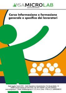 INFO GEN 1- Corso Informazione e formazione generale e specifica dei lavoratori 1° Giornata @ Cascina Amata di Cantù (CO)