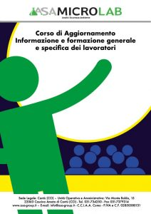 AGG INFO GEN 1- Corso di Aggiornamento Informazione e formazione generale e specifica dei lavoratori @ Cascina Amata di Cantù (CO)