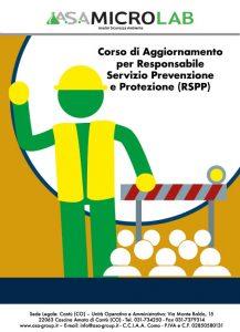 AGGIORNAMENTO RSPP 1 - Corso di Aggiornamento per Responsabile Servizio Prevenzione e Protezione (RSPP) 1° Giornata @ Cascina Amata di Cantù (CO)